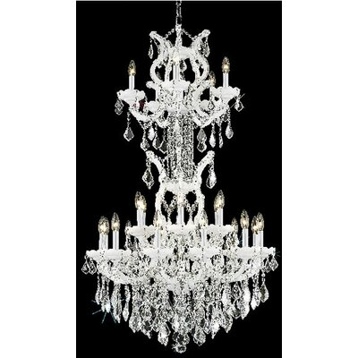 Maria Theresa 25 Light Chandelier