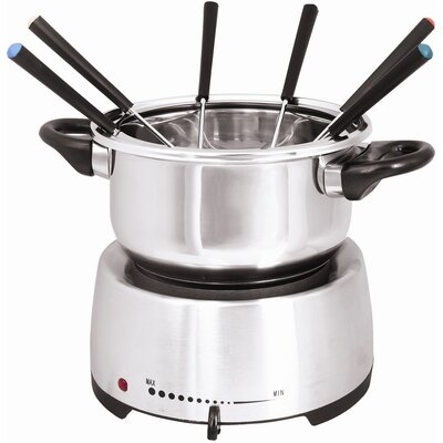 The Premium Connection KitchenWorthy Electric Fondue Set