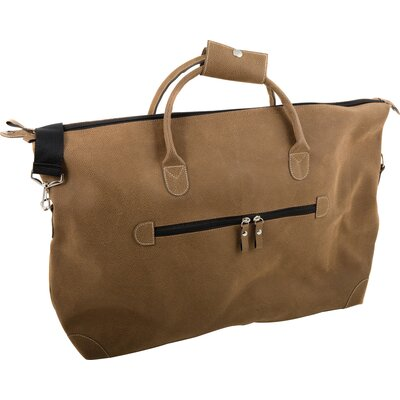 Roberto Amee Embossed Carry on Bag