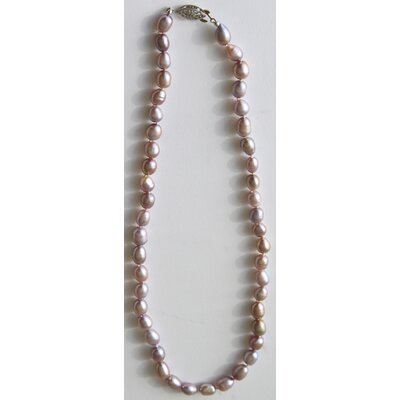 Bret Roberts Cultured Pearl Strand Necklace