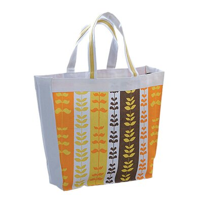 Natural Heartbeat Carry Tote Bag