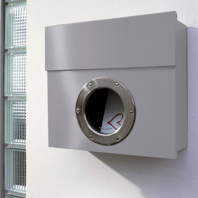 Radius Design Letterman Wall Mounted Mailbox