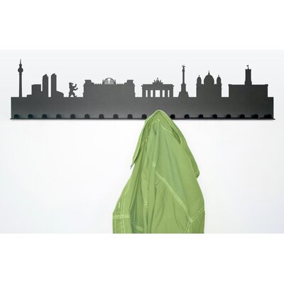City Coat Rack