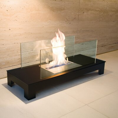 Floor Flame Bio Ethanol Fireplace