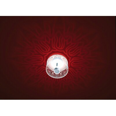 Absolut Lighting Shining Bombay Wall / Ceiling Light