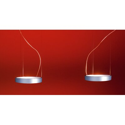 Absolut Lighting Aluring 2 Light Pendant