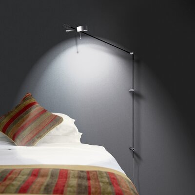 Absolut Lighting Touch-O-Matic Swing Arm Wall Lamp