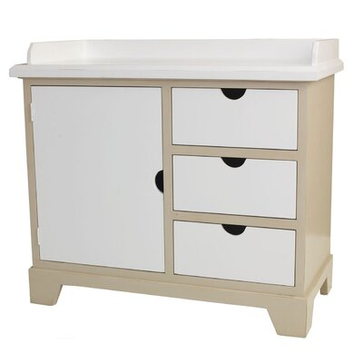 Newport Cottages Andie Changer Dresser
