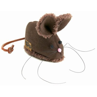 West Paw Design Barn Mouse Cat Toy