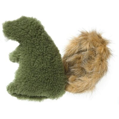 West Paw Design Dam Beaver Dog Toy