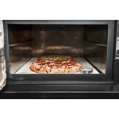 EcoQue Wood-fired Pizza Oven Smoker with Optional Cover