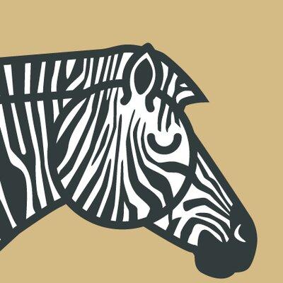 ModTots Animals Zebra Wall Plaque