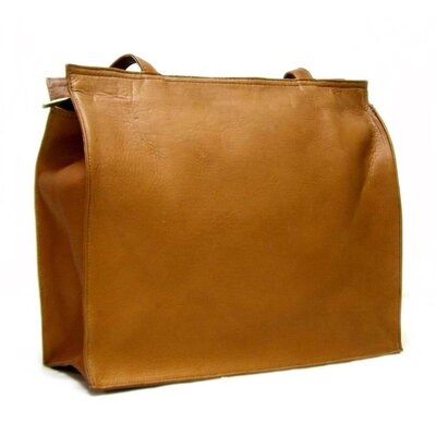 Le Donne Leather Simple Tote Bag