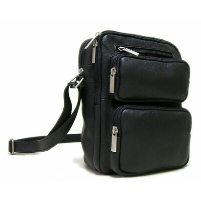 Multi Pocket Men's Shoulder Bag