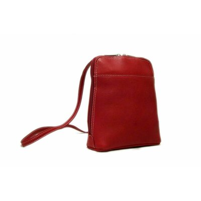Le Donne Leather U-Zip Mini Bag