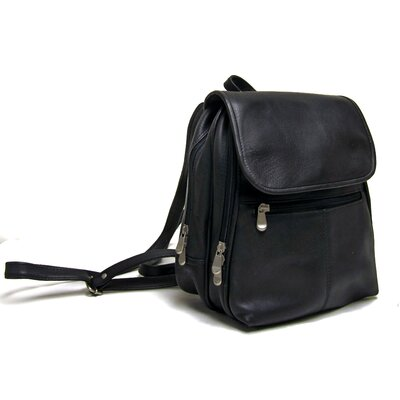 Le Donne Leather Everything Woman's Backpack Bag