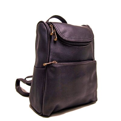 Le Donne Leather Women's Everyday Backpack/Purse