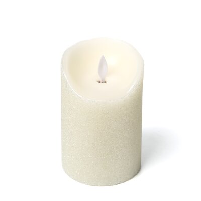 "<strong>Boston Warehouse Trading Corp</strong> Mystique 5"" Flameless Candle"