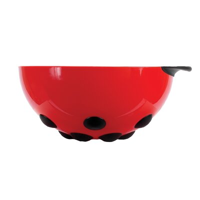 Boston Warehouse Trading Corp Animal House Ladybug Mixing Bowls