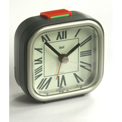 Bai Design Squeeze Me Travel Alarm Clock