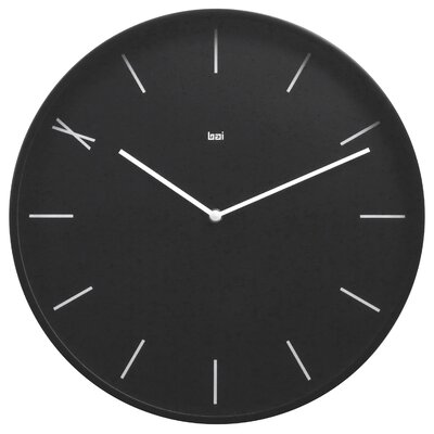 "Bai Design 15"" Modernist Ten Wall Clock"