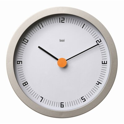 Bai Design Studio Wall Clock with Dot Zero