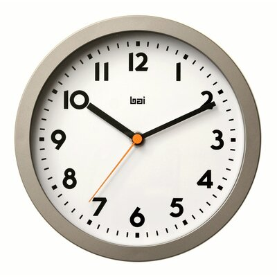 "Bai Design 8"" Landmark Studio Wall Clock"