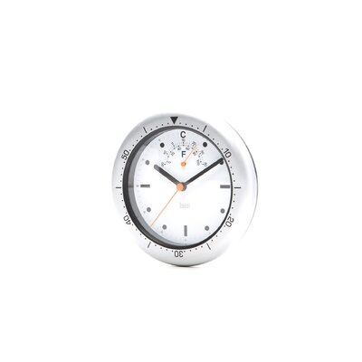 "Bai Design 6.6"" Aquamaster Convertible Wall and Desk Clock"