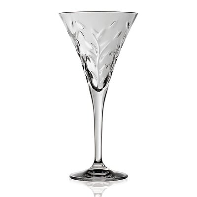 Lorren Home Trends RCR Laurus Crystal Wine Glass (Set of 6)
