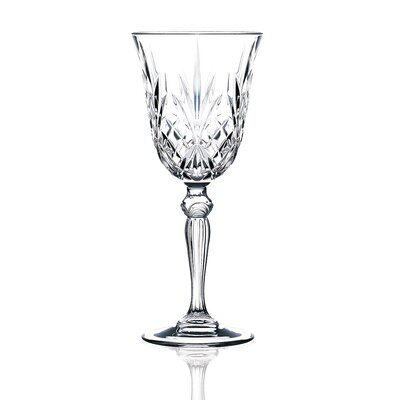 RCR Melodia Crystal Water Glass (Set of 6)