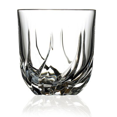 RCR Trix Crystal Double Old Fashioned Glass (Set of 6)