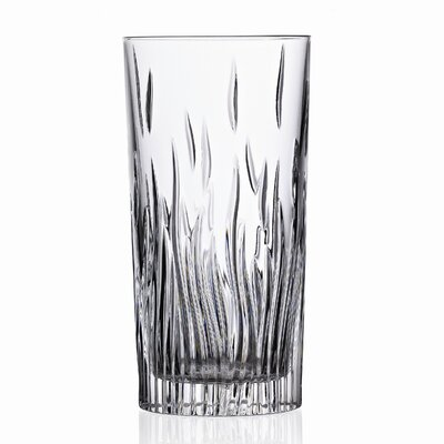 RCR Fire High Ball Glass (Set of 6)