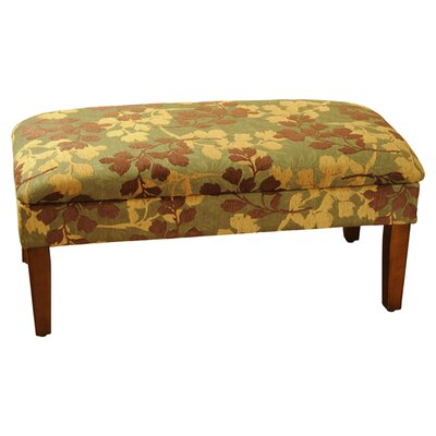 <strong>Kinfine</strong> Upholstered Storage Bedroom Bench