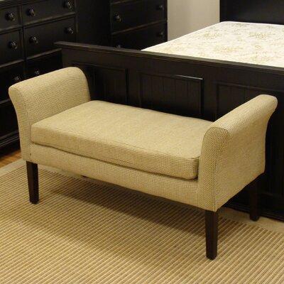 Homepop decorative fabric bedroom bench reviews wayfair Storage benches for bedrooms