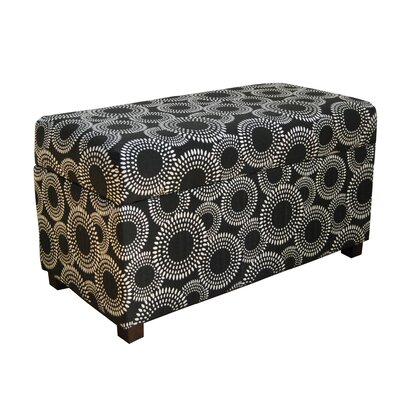 Classic Bedroom Storage Ottoman