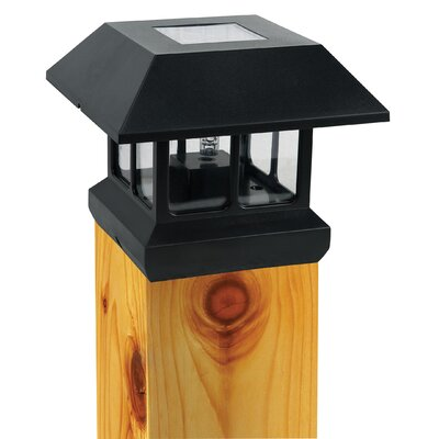 Paradise Garden Lighting Solar Post Light