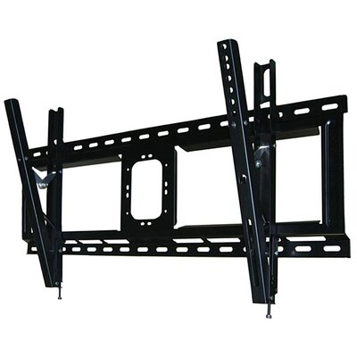 Tilting Wall Mount in Black for 37-62