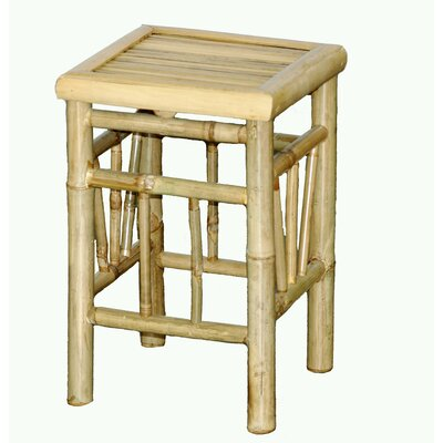 Bamboo54 Pedestal Dining Side Chair
