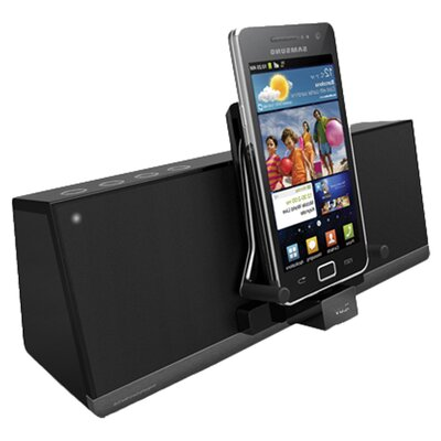 <strong>iLuv</strong> MobiAir Bluetooth Speaker Dock