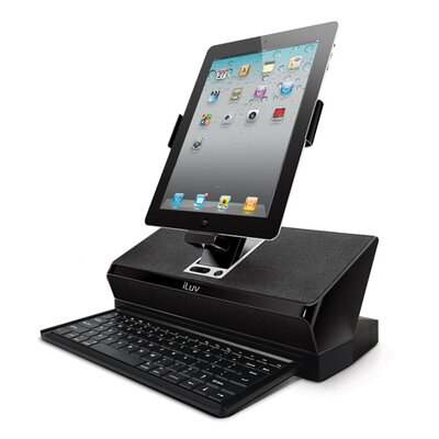 iLuv iPad, iPhone Workstation