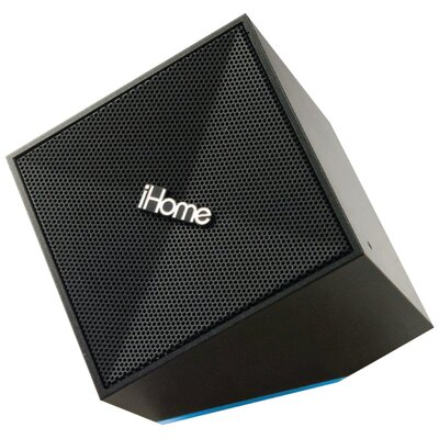 iHome Rechargeable Portable Bluetooth Speaker