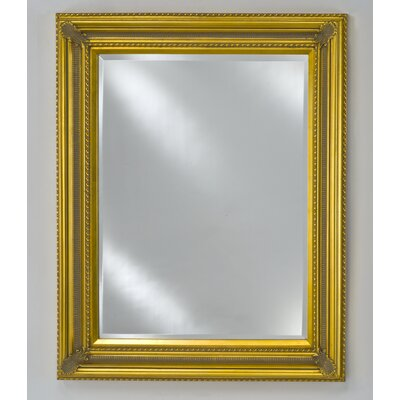 Afina Estate Collection Rectangular Framed Wall Mirror