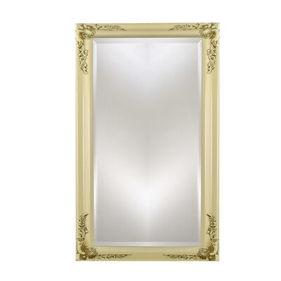 Estate Collection Rectangular Framed Wall Mirror