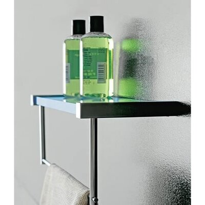 Toscanaluce by Nameeks Wall Mounted Shelf with Towl Rail