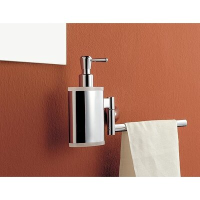 Toscanaluce by Nameeks Soap Dispenser with Towel Rail