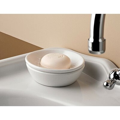 Toscanaluce by Nameeks Queen Free Standing Soap Dish