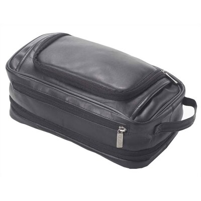 Clava Leather Quinley Expandable Toiletry Case