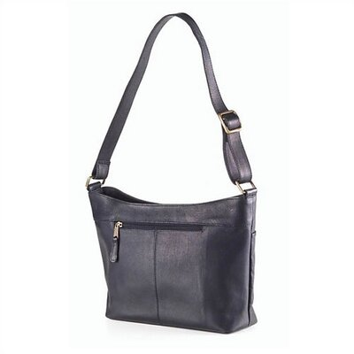 Clava Leather Colored Vachetta Feed Shoulder Bag