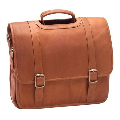 Vachetta Executive Briefcase in Tan