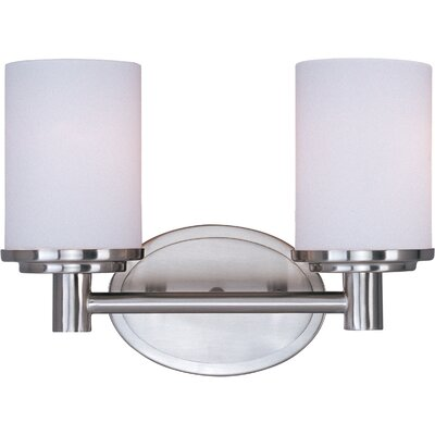 Taniya Nayak Back to Basics 2 Light Bath Vanity Light